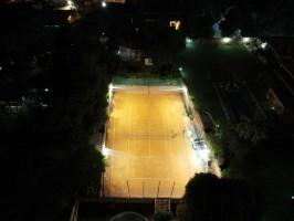 Escuela de tenis Luis Villalba